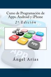 Curso de Programación de Apps. Android y iPhone: 2ª Edición