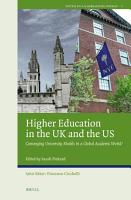 Higher Education in the UK and the US PDF