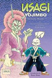 Usagi Yojimbo Volume 14: Demon Mask: Volume 14
