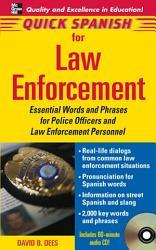 Quick Spanish Law Enforcement PDF