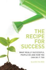 The Recipe for Success