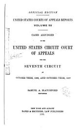 United States Courts of Appeals Reports: Cases Adjudged in the United States Circuit Court of Appeals, Volume 53