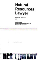 Natural Resources Lawyer PDF