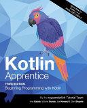 Kotlin Apprentice  Third Edition  PDF