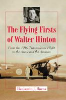 The Flying Firsts of Walter Hinton PDF