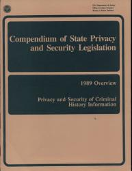 Compendium Of State Privacy Security Book PDF
