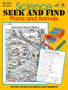 Science Seek and Find Plants and Animals PDF