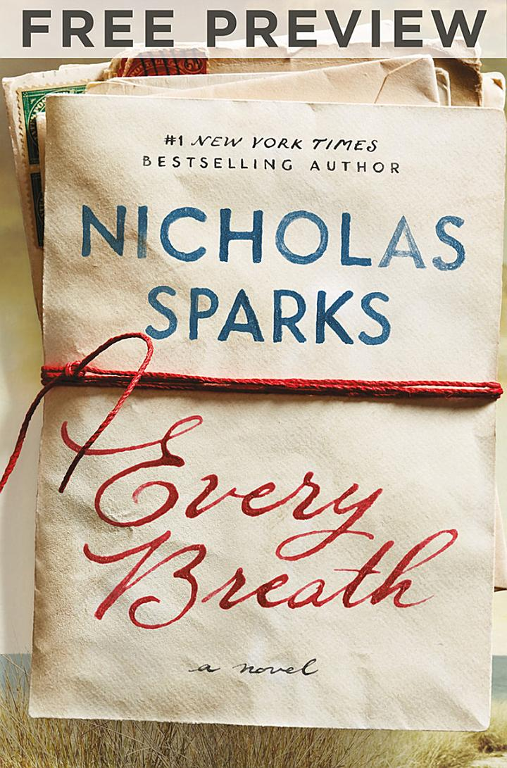 Every Breath - FREE PREVIEW (FIRST TWO CHAPTERS)