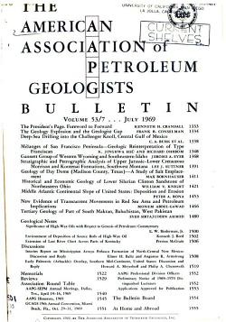 The American Association of Petroleum Geologists Bulletin PDF
