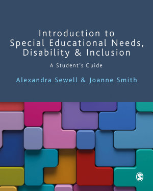Introduction to Special Educational Needs  Disability and Inclusion