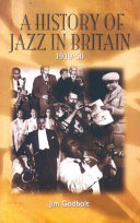 A History of Jazz in Britain  1919 50 PDF