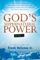 God s Supernatural Power in You PDF