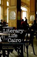 The Literary Life of Cairo PDF