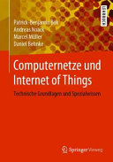 Computernetze und Internet of Things PDF