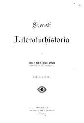 Svensk literaturhistoria: Medeltiden och Reformationen