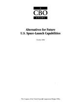 Alternatives for future United States space launch capabilities