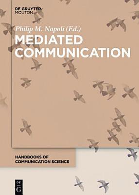Mediated Communication PDF