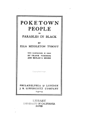 Poketown people: or, parables in black