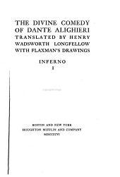 The Divine Comedy: Of Dante Alighieri, Volume 1