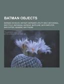 Batman Objects PDF