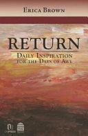 Return Book