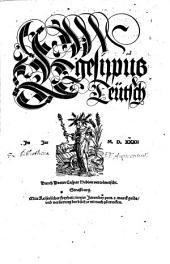 Egesippus Teütsch