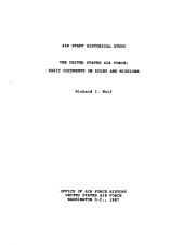 The United States Air Force : basic documents on roles and missions