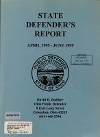 State Defender s Report PDF