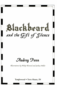 Blackbeard and the Gift of Silence PDF