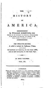 History of America: Volume 3