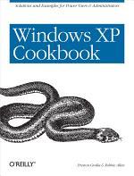Windows XP Cookbook