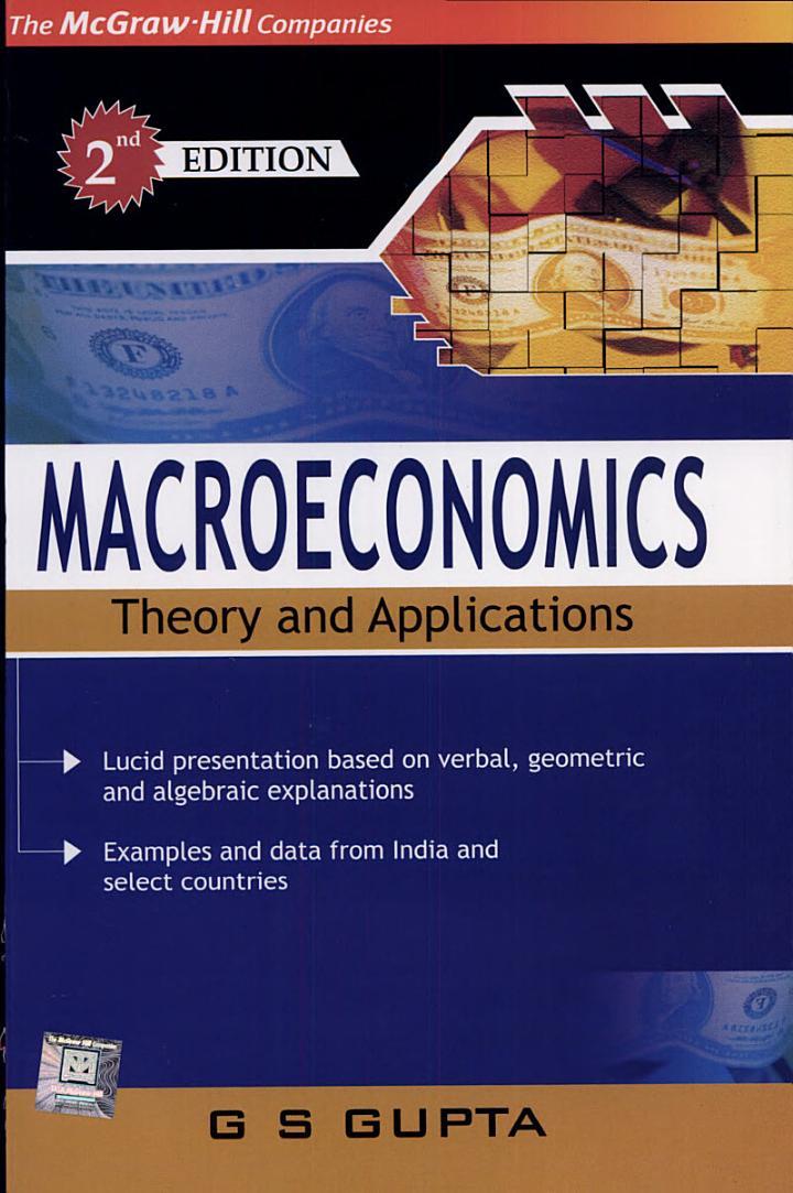 Macroeconomics: Theory and Applications,2e