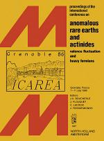 Anomalous Rare Earths and Actinides