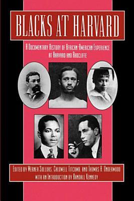 Blacks at Harvard PDF