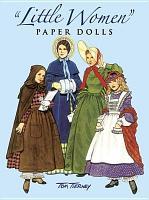 Little Women Paper Dolls PDF
