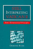 Still Interpreting Vatican II PDF