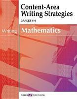 Content area Writing Strategies For Mathematics PDF