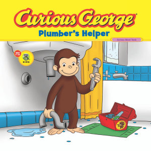 Curious George Plumber s Helper  CGTV 8x8  Book