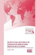 The Pivot to Asia PDF