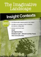The Imaginative Landscape 2012