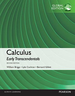 Calculus  Early Transcendentals  Global Edition PDF
