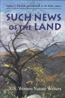 Such News of the Land PDF
