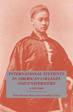 International Students in American Colleges and Universities