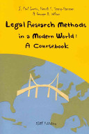 Legal Research Methods in a Modern World PDF