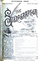 The Stenographer: Volumes 7-8