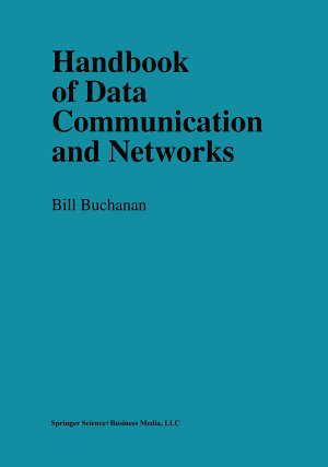 Handbook of Data Communications and Networks PDF
