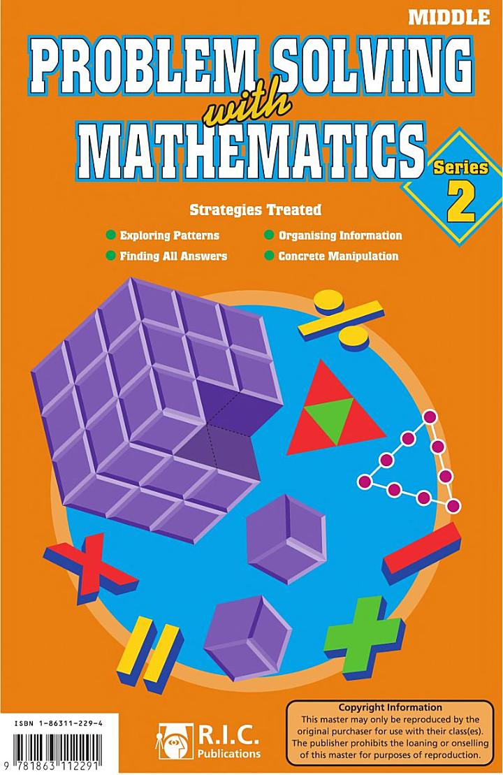 Problem Solving with Mathematics: Lower primary