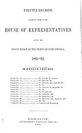 House Documents: Volume 11; Volume 174