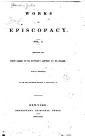 Works on Episcopacy: Volume 1