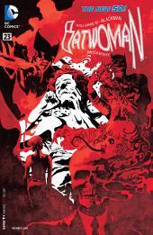 Batwoman (2011-) #23